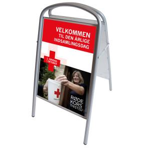 Gadeskilt - Butiksskilt - Butiksskiltning - Skilt til gågade - Skilt til plakat - Butiksreklame