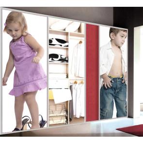 Folie med print - Få dit print på folie - Design din eget folie - Folieprint - Print på folie - Hvid printfolie - Gennemsigtig printfolie