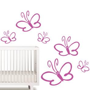 Køb her! Wallstickers til barne-værelsrt i super kvalitet. Mange ...