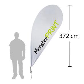 Beachflagg, x-large